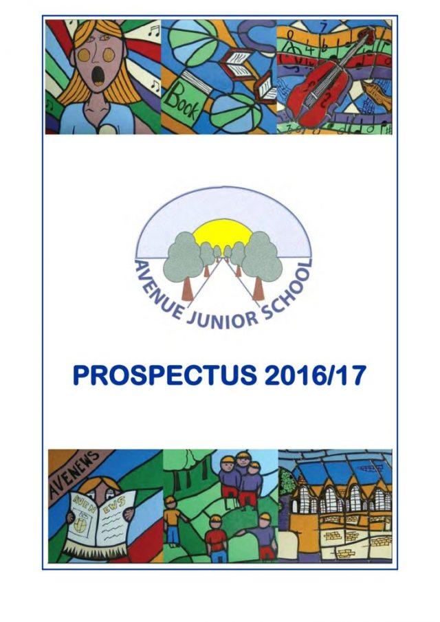 thumbnail of Prospectus 2016-17