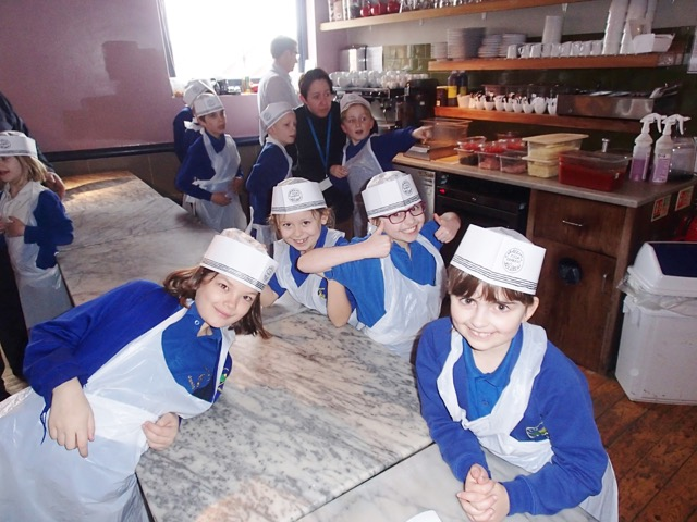 Pizza Express Visit