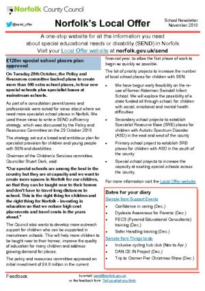 thumbnail of 2018 11 Schools Newsletter – on-line