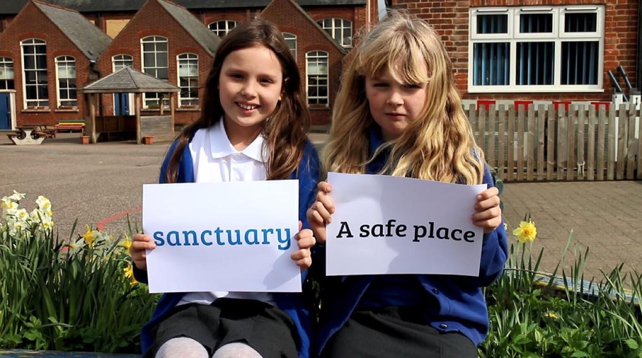 Sanctuary A Safe Place